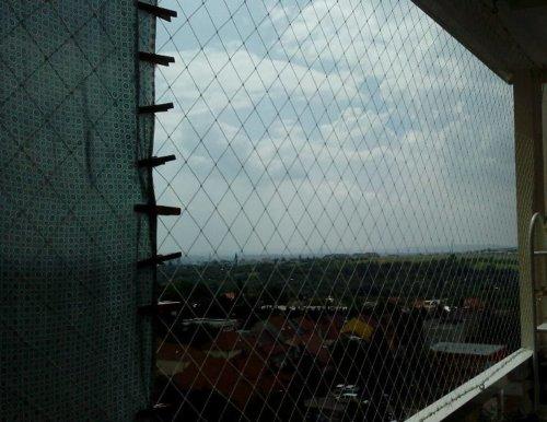 Síť balkonová