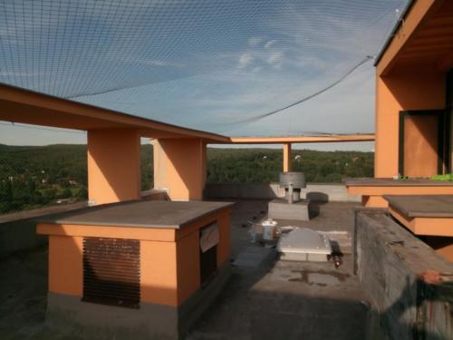Instalace sítí Brno - Žitná I