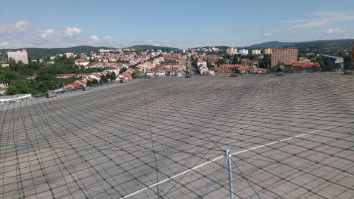 Instalace sítí Brno - Žitná II